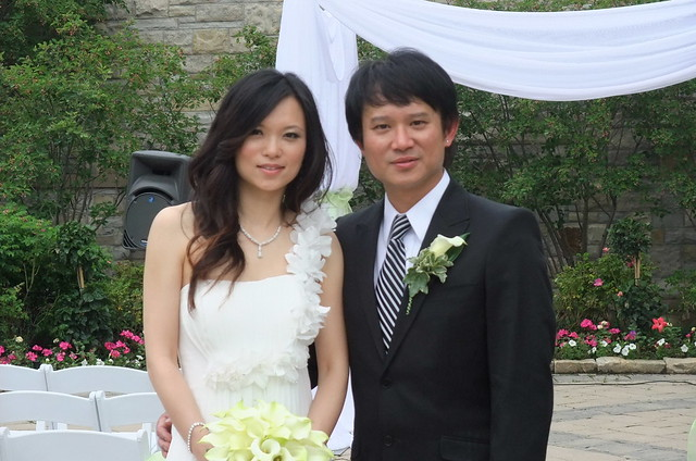 Lynn and Ricky Yu