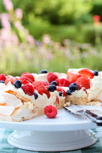 berry pavlova large 9137 R