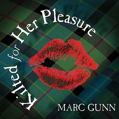 """Kilted For Her Pleasure"" CD Cover"