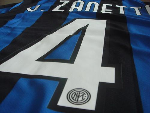 Zanetti #4 numbering