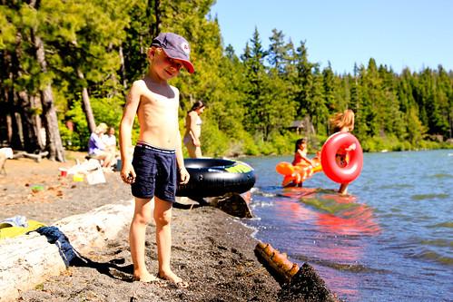 Big Lake camping 052