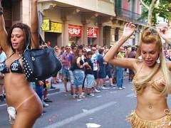 Gay Pride Barcelona (Oh-Barcelona.com) Tags: barcelona color gaypride barcellona barcelone gaypride2010 gaybarcelona