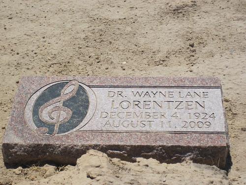 Picture from El Paso's Concordia Cemetery