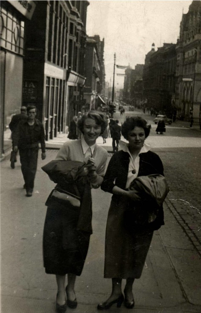 Margaret Campbell & Friend
