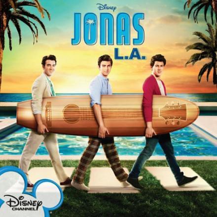 Jonas-LA-Soundtrack-CD
