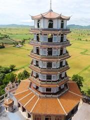 La pagoda de Wat Tham Sua
