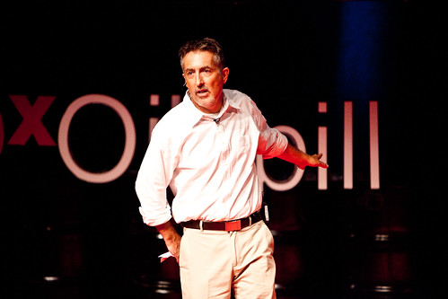 Mike Tidwell - TEDx Oil Spill - Washington, DC