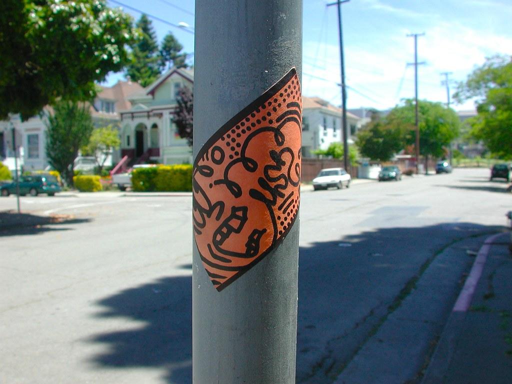 CUSS, STM, Graffiti, Oakland, Street Art,
