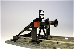 train track lego stop buffer bufferstop bufor koncowy