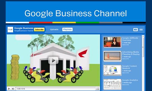 google business yt
