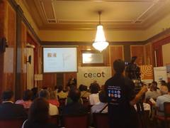 """Xerrada CECOT , """"Com fer negoci a les xarxes socials"""" : Pere Rosales"""