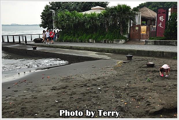 淡水走到漁人碼頭 (3)