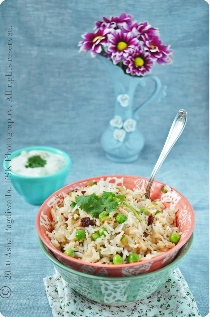 Fresh Peas and Rice 1 copy