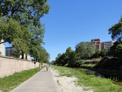 Bicicle Trail, junto a Cherry Creek