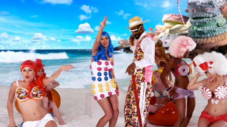 musica california gurls