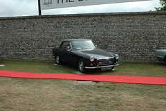 Bristol 407 Viotti 1963 (pocket.calculator) Tags: bristol 407 goodwood 2010 festivalofspeed goodwoodfestivalofspeed viotti bristolviotti 407viotti