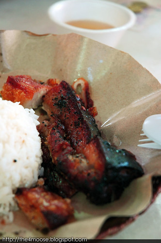Lau Pa Sat - Mang Kiko's Lechon's Roasted Pork Belly