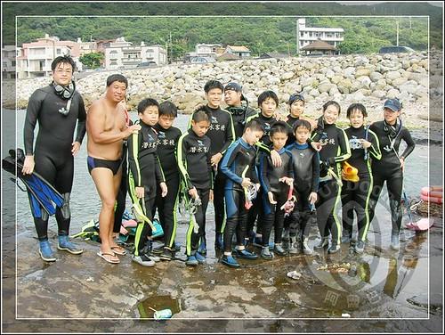 20100704龍洞浮潛夏令營72