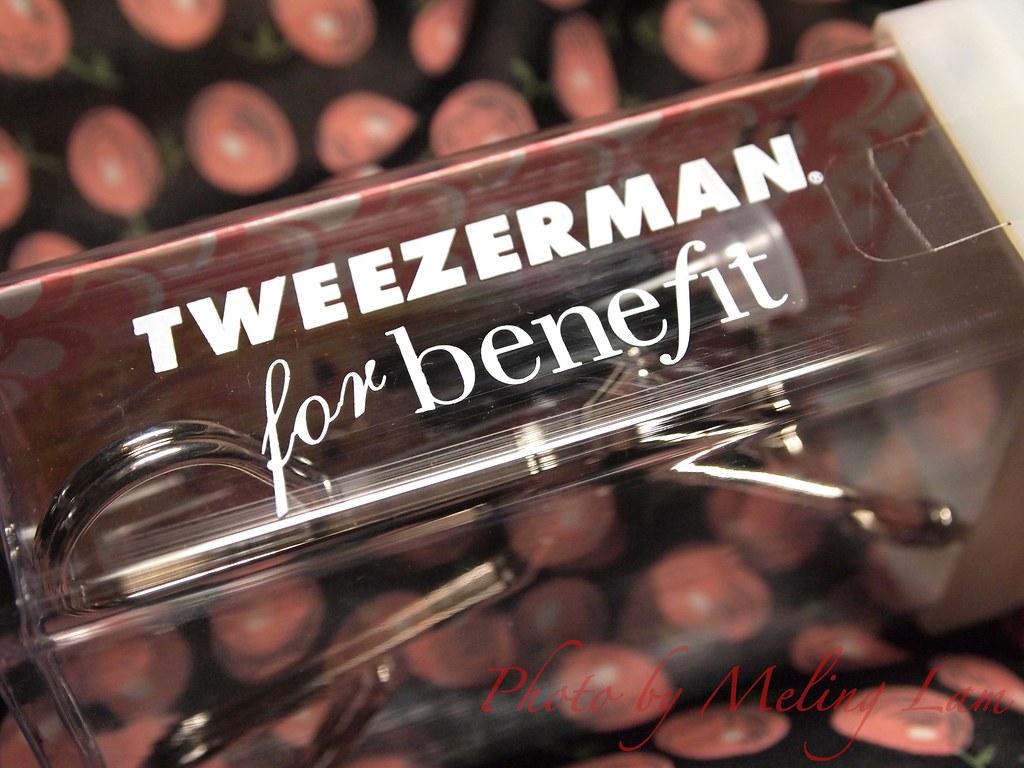 Tweezerman for Benefit