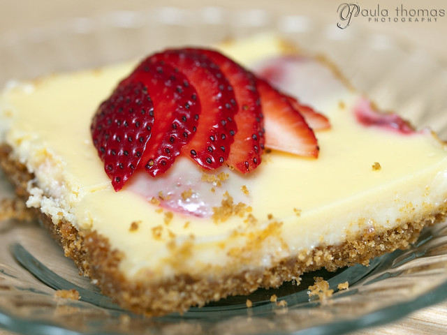 Strawberry Lemon Bar