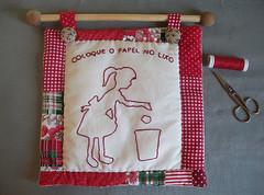 UMA ENCOMENDA que eu fiz (CANELA COOL by CAROL) Tags: handmade pano artesanato craft patch patchwork tecido algodo