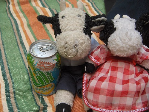 Hooray! I also got some Lilt from England. BEST SOFT DRINK EVER.