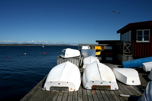 Karingon boats