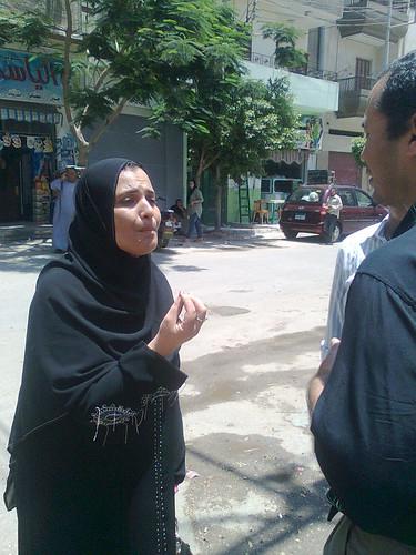 والدة محمد صلاح 5
