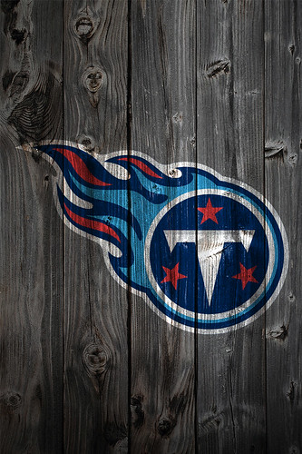 Tennessee Titans Wood IPhone 4 Background