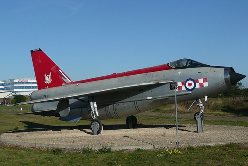 "ENGLISH ELECTRIC ""LIGHTNING"" ZF 81"