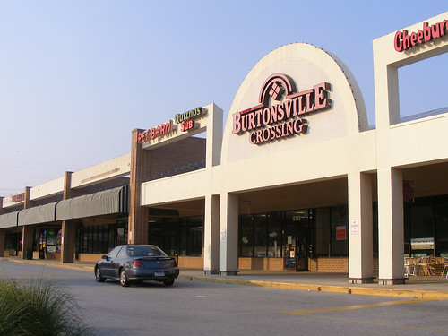 Burtonsville Crossing