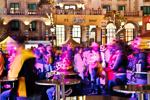 MTN Montecasino Fan Zone - SWC Match Holland vs Uruguay