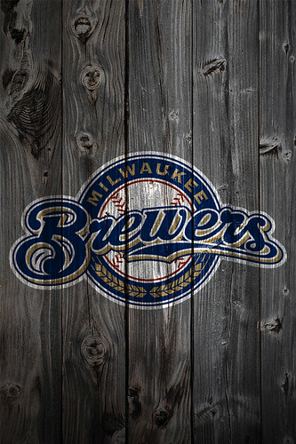 milwaukee brewers wallpaper. milwaukee brewers wallpaper. Milwaukee Brewers Wood iPhone