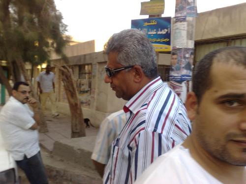 الوقفة التضامنيه مع محمد صلاح امام مستشفى الدولى التخصصى بالمنصوره 23
