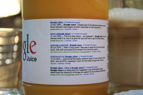 Google Juice Results