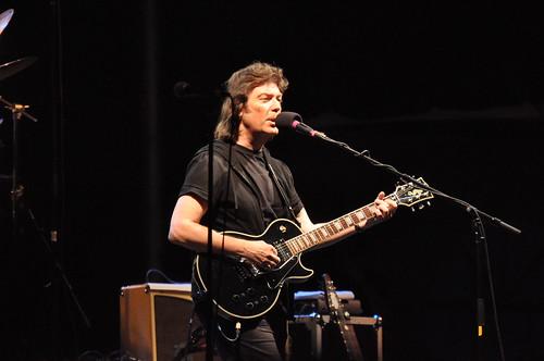Steve Hackett at Ottawa Bluesfest 2010