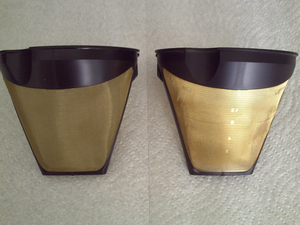 Braun Gold Coffee Filter Comparison