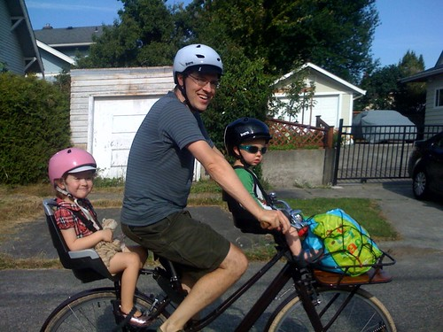 Totcycle Family Biking Bobiked Up Beyond Belief