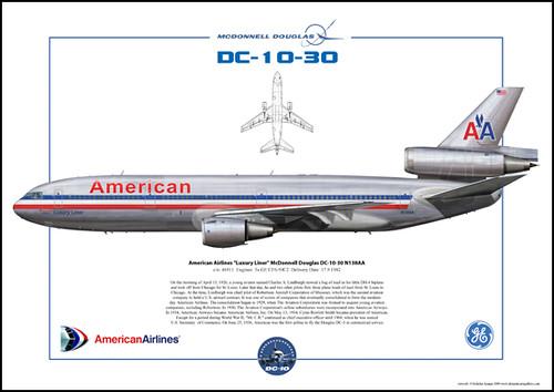 American Airlines Luxury Liner American Airlines Luxury Liner