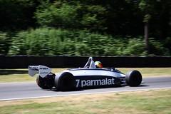 Historic F1 Cars - Brabham BT49 (ComfortablyNumb...) Tags: cars car one 1 f1 historic formula hatch motorracing brands motorsport superprix parmalat brabham bt49c bt49 bt49c10