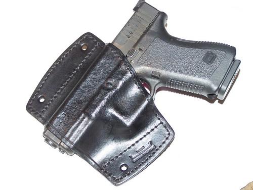 Glock 19 in holster
