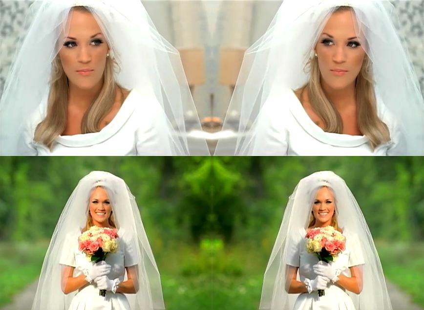 Happy Wedding Day Carrie Underwood :D