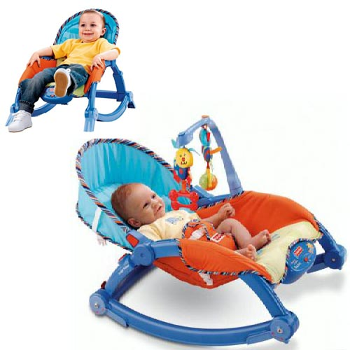 Fisher Price Newborn to Toddler Rockermain
