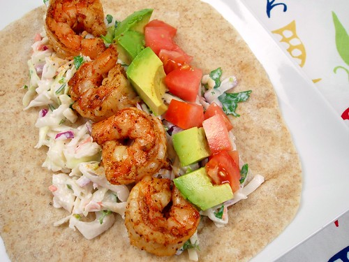Kacey's Kitchen - Shrimp Taco's 3