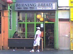 Picture of Burning Bread, SW9 8LF