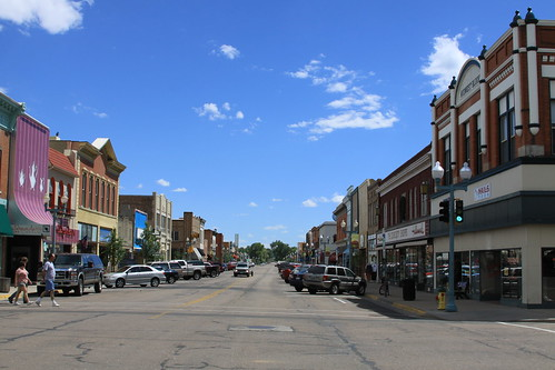 Downtown Laramie, Historical District