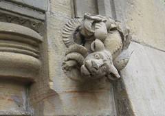 alston hall gargoyle1
