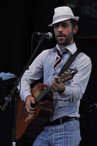 """Charlie Winston at Ottawa Bluesfest 2010"