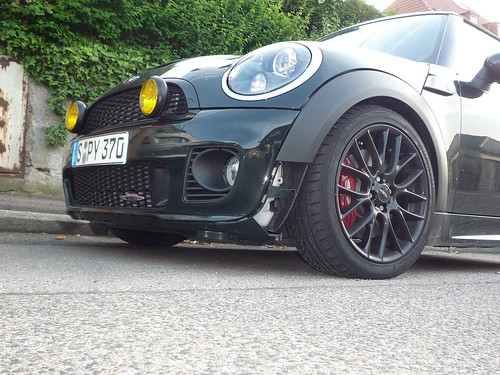 JCW Aero Package 2 Desaster