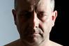 Dark.......Grumpy (It's life Jim....) Tags: portrait dark copycat explore grumpy stubble trp portraitpractice strobist nerboo